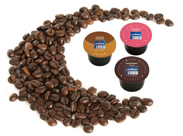 פולי קפה וקפסולות