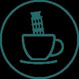 חווית קפה<br>איטלקי