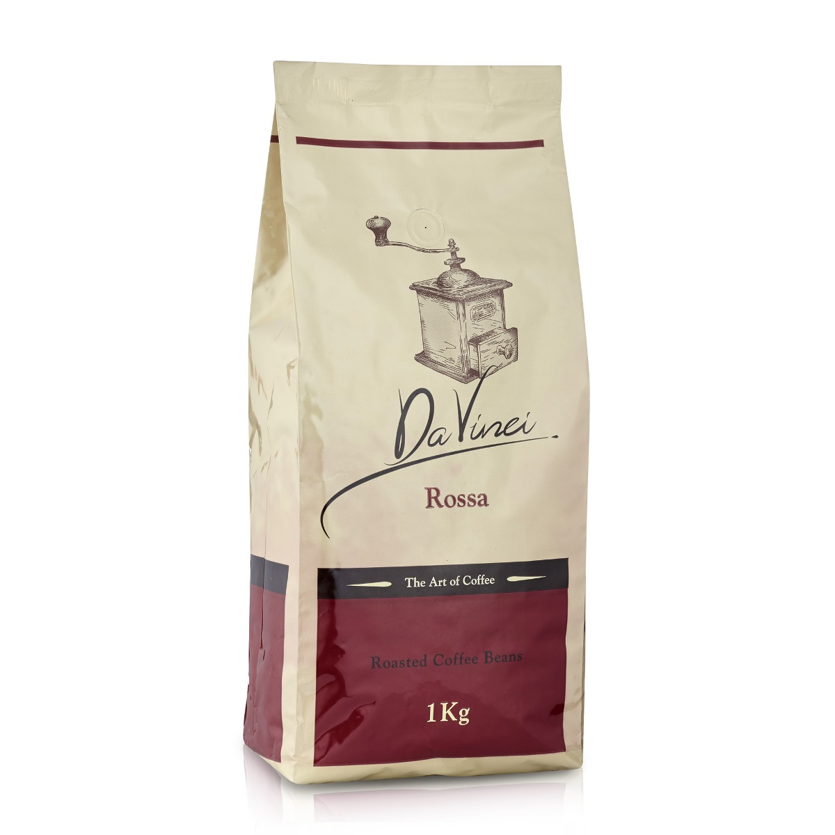 פולי קפה DA VINCI ROSSA
